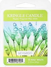 Düfte, Parfümerie und Kosmetik Tart-Duftwachs Dewdrops - Kringle Candle Dewdrops