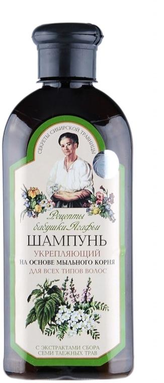 Stärkendes Shampoo mit 7 Kräutern aus der russischen Taiga - Rezepte der Oma Agafja — Bild N1