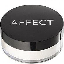 Düfte, Parfümerie und Kosmetik Mattierender langanhaltender Puder - Affect Cosmetics Fixing Powder Fix & Matt