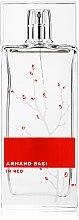 Düfte, Parfümerie und Kosmetik Armand Basi In Red - Eau de Toilette (Tester mit Deckel)