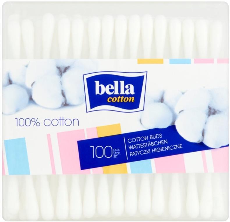 Wattestäbchen Box 100 St. - Bella