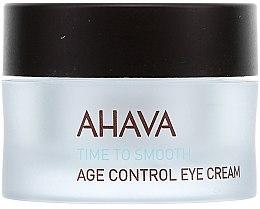 Anti-Aging Augenkonturcreme - Ahava Age Control Eye Cream — Bild N2