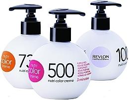 Revlon Professional Color Creme Nr.1003 hellgold - Revlon Professional Nutri Color Creme — Bild N3