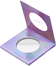 Düfte, Parfümerie und Kosmetik Leere Magnet-Palette - Neve Cosmetics Holographic Single Palette