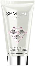 Düfte, Parfümerie und Kosmetik Handpeeling - Semilac Care Hand Peeling
