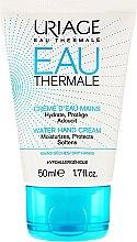 Düfte, Parfümerie und Kosmetik Feuchtigkeitsspendende Handcreme - Uriage Eau Termale Water Hand Cream