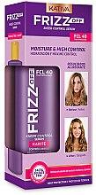 Düfte, Parfümerie und Kosmetik Feuchtigkeitsspendendes und regenerierendes Haarserum - Kativa Frizz Off Sheer Control Serum