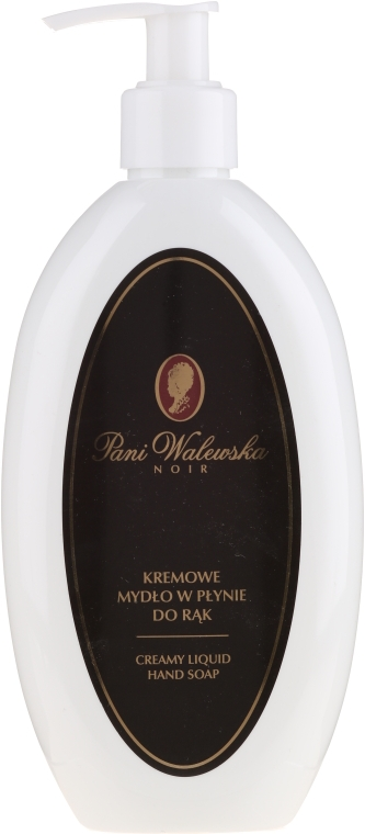Miraculum Pani Walewska Noir - Cremige flüssige Handseife
