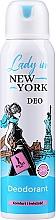 Düfte, Parfümerie und Kosmetik Deospray - Lady In New York Deodorant