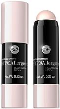 Düfte, Parfümerie und Kosmetik Highlighter Stift - Bell HypoAllergenic Illuminating Stick