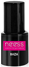 Düfte, Parfümerie und Kosmetik Hybrid-Nagellack Base - Neess