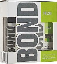 Düfte, Parfümerie und Kosmetik Pflegeset für Männer - Bond Fresh (Deospray 150ml + After Shave Lotion 100ml)