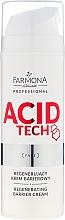 Düfte, Parfümerie und Kosmetik Regenerierende Sonnenschutzcreme für das Gesicht SPF50 - Farmona Professional Acid Tech Barrier Cream SPF50