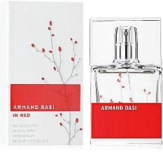 Armand Basi In Red - Eau de Toilette  — Bild N3