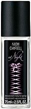 Düfte, Parfümerie und Kosmetik Naomi Campbell At Night - Deodorant