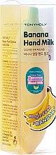 Düfte, Parfümerie und Kosmetik Handmilch mit Banane - Tony Moly Magic Food Banana Hand Milk