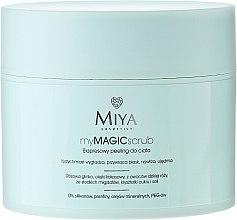 Düfte, Parfümerie und Kosmetik Körperpeeling - Miyo My Magic Scrub