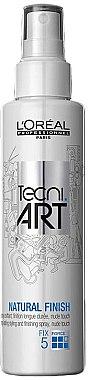 Stylingspray mit extra starkem Halt - L'Oreal Professionnel Tecni.art Nude Touch Natural Finish — Bild N1