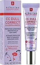 Düfte, Parfümerie und Kosmetik CC Creme gegen müde Haut SPF 25 - Erborian CC Dull Correct SPF 25