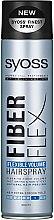 Düfte, Parfümerie und Kosmetik Haarlack für elastisches Volumen - Syoss Fiber Flex Flexible Volume Hair Spray