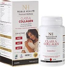 Düfte, Parfümerie und Kosmetik Kollagen-Tabletten für die Mutter für schöne Haut, Haare und Nägel - Noble Health Premium Wellnes Classa Collagen