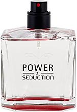 Düfte, Parfümerie und Kosmetik Antonio Banderas Power Of Seduction - Eau de Toilette (Tester ohne Deckel)