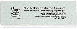Düfte, Parfümerie und Kosmetik 2in1 Buffer-Feile - Peggy Sage 1-Minute Nail Block