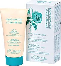 Düfte, Parfümerie und Kosmetik Sanftes Augenkonturserum für den täglichen Gebrauch - Le Cafe de Beaute Eye Serum
