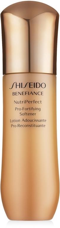 Stärkende Gesichtslotion - Shiseido Benefiance Nutriperfect Pro-Fortifying Softener — Bild N2