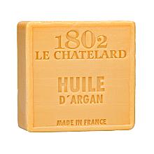 Düfte, Parfümerie und Kosmetik Seife mit Arganöl - Le Chatelard 1802 Soap Huile Argan
