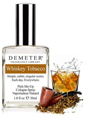 Demeter Fragrance Whiskey Tobacco - Parfüm — Bild N1