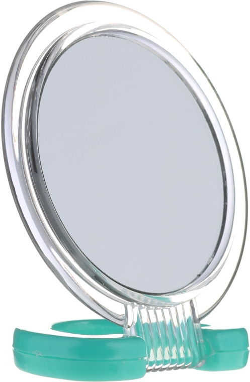 Kosmetikspiegel mit Ständer 5053 grün - Top Choice