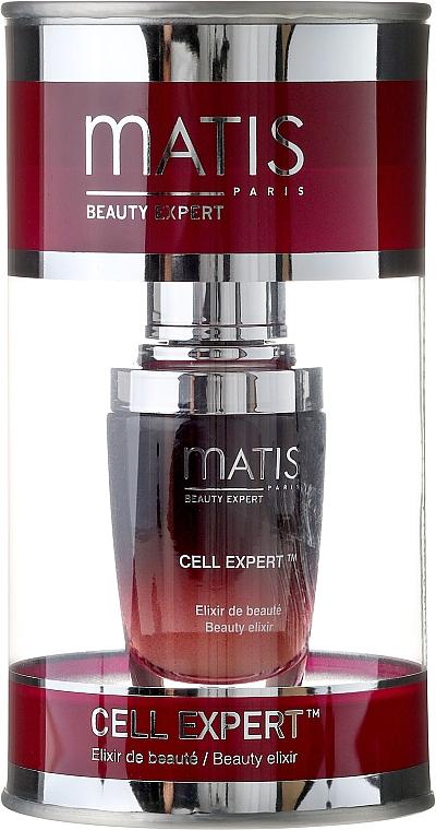 Verjüngendes Anti-Aging Gesichtsserum mit aktiven Pflanzen- und Nährstoffen - Matis Cell Expert Beauty Elixir