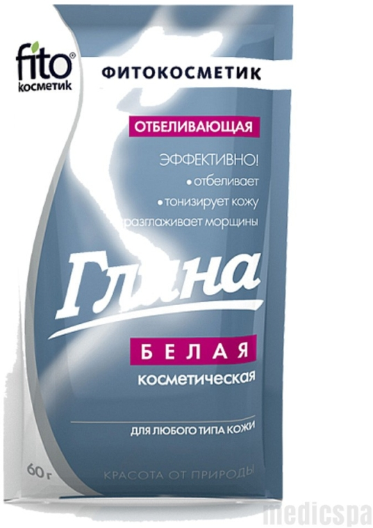 Aufhellende weiße Tonerde - Fito Kosmetik