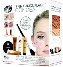 Düfte, Parfümerie und Kosmetik Gesichtsconcealer-Set - Rio Skin Camouflage Concealer