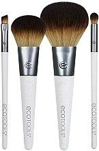 Düfte, Parfümerie und Kosmetik Make-up Pinselset 4-tlg. - EcoTools On-The Go Style