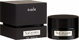 Düfte, Parfümerie und Kosmetik Luxus Anti-Aging Augenpflegecreme - Babor SeaCreation The Eye Cream