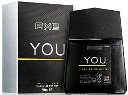 Düfte, Parfümerie und Kosmetik Axe You - Eau de Toilette