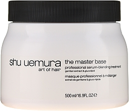 Düfte, Parfümerie und Kosmetik Revitalisierendes Haarserum - Shu Uemura Art Of Hair Master Serum Base