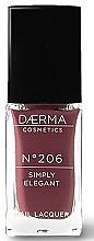 Düfte, Parfümerie und Kosmetik Nagellack - Daerma Cosmetics Nail Lacquer