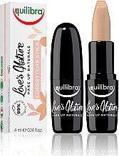 Düfte, Parfümerie und Kosmetik Gesichts-Concealer Stick - Equilibra Love'S Nature Stick Corrector