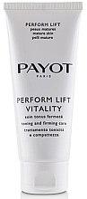 Düfte, Parfümerie und Kosmetik Dynamisierende Sauerstoffreiche Tagescreme - Payot Perform Lift Vitality Salon Size