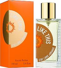 Etat Libre d'Orange Tilda Swinton Like This - Eau de Parfum — Bild N2