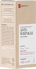 Düfte, Parfümerie und Kosmetik Gesichtslotion - Phenome Sustainable Science Anti-Wrinkle Face Lotion