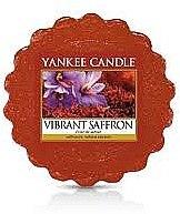Düfte, Parfümerie und Kosmetik Duftendes Wachs - Yankee Candle Vibrant Saffron Wax Melts