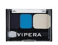 Düfte, Parfümerie und Kosmetik Dreifach-Farbe Lidschatten - Vipera Eye Shadows Tip Top