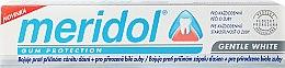 Düfte, Parfümerie und Kosmetik Zahnpasta - Meridol Gentle White