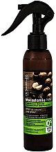 Düfte, Parfümerie und Kosmetik Pflegendes Haarspray mit Macadamiaöl und Keratin - Dr. Sante Macadamia Hair