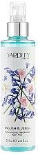 Düfte, Parfümerie und Kosmetik Yardley English Bluebell Contemporary Edition - Feuchtigkeitsspendender parfümierter Körpernebel