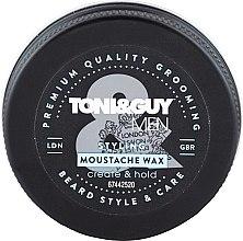 Düfte, Parfümerie und Kosmetik Schnurrbartwachs - Toni & Guy Men Styling Moustache Wax